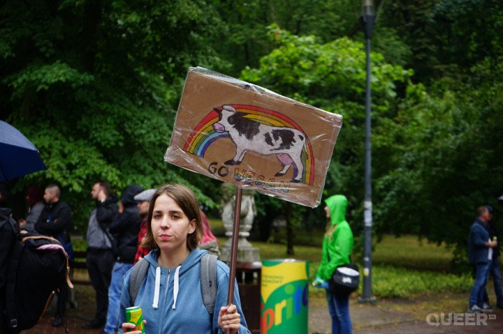 1. Marsz Równości w Kielcach - zdjęcie: 5/139