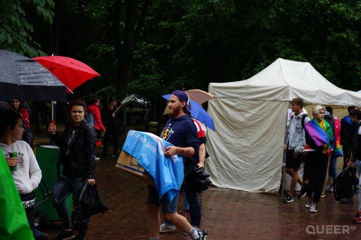 1. Marsz Równości w Kielcach - zdjęcie: 6/139