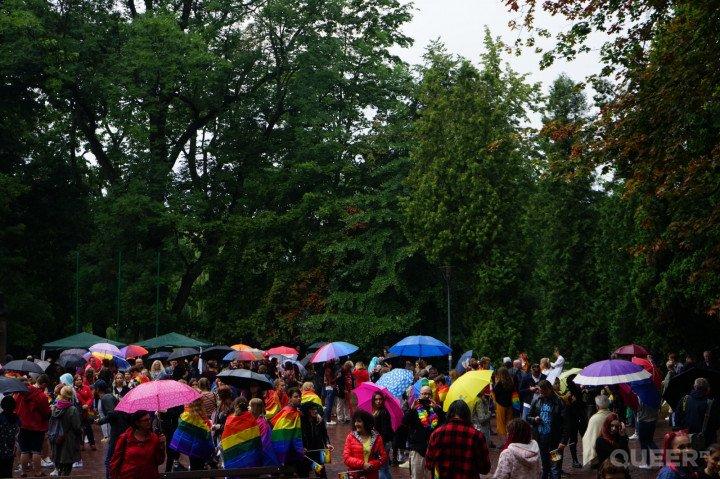 1. Marsz Równości w Kielcach - zdjęcie: 7/139