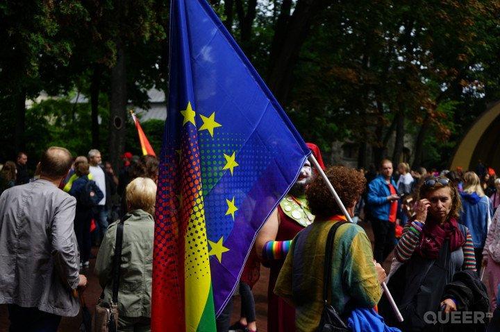 1. Marsz Równości w Kielcach - zdjęcie: 8/139