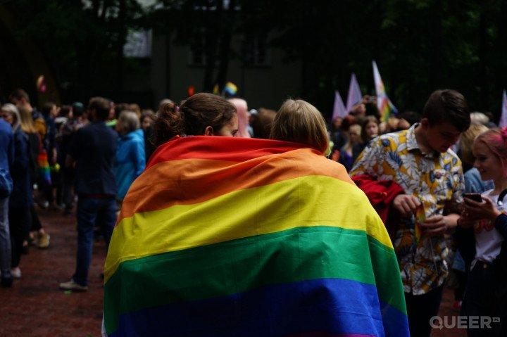 1. Marsz Równości w Kielcach - zdjęcie: 9/139