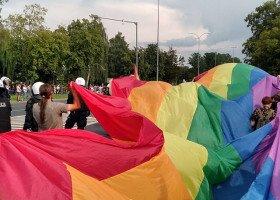 I Marsz Równości w Białymstoku