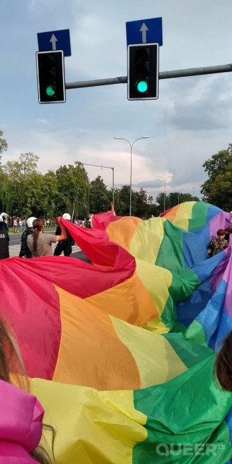 I Marsz Równości w Białymstoku - zdjęcie: 1/9