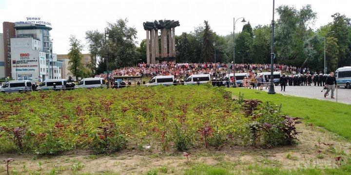 I Marsz Równości w Białymstoku - zdjęcie: 3/9