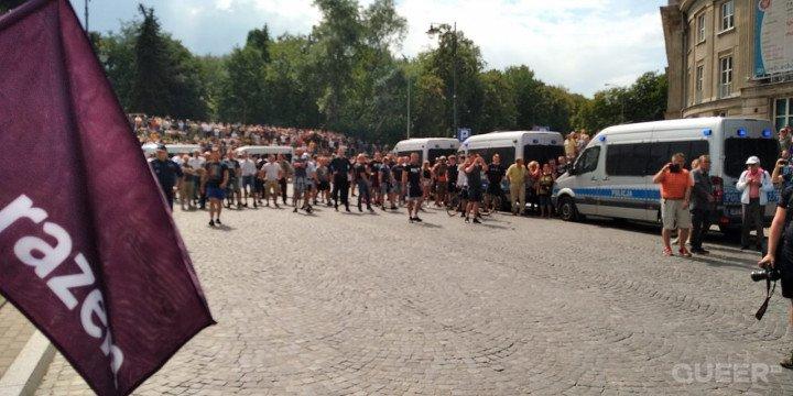 I Marsz Równości w Białymstoku - zdjęcie: 4/9