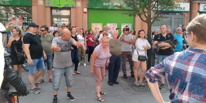I Marsz Równości w Białymstoku - zdjęcie: 7/9