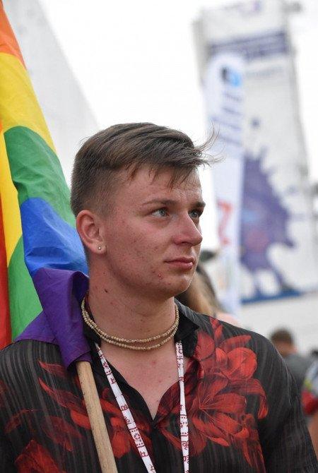 Marsz Równości na Pol'and'Rock Festival - zdjęcie: 3/20
