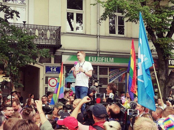 Pierwszy Marsz Równości w Płocku - zdjęcie: 4/17