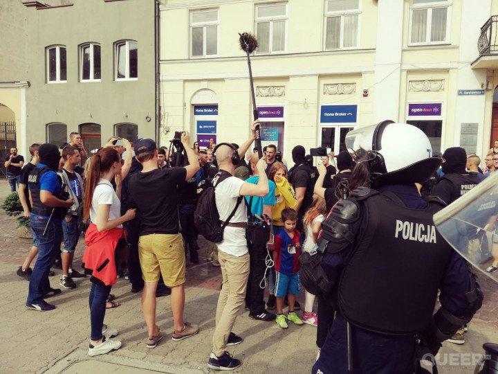 Pierwszy Marsz Równości w Płocku - zdjęcie: 5/17