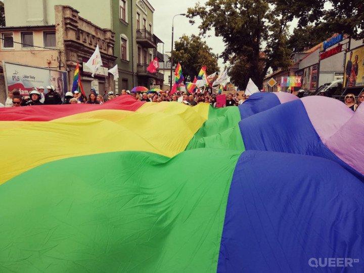 Pierwszy Marsz Równości w Płocku - zdjęcie: 6/17