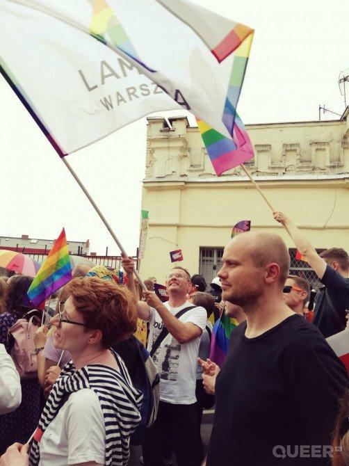 Pierwszy Marsz Równości w Płocku - zdjęcie: 9/17