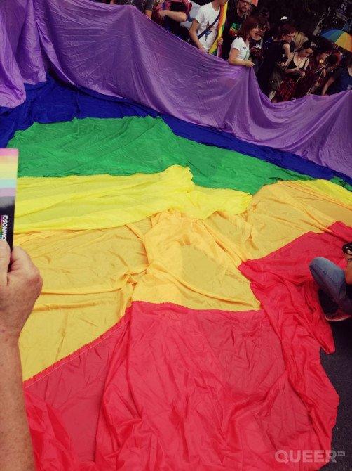 Pierwszy Marsz Równości w Płocku - zdjęcie: 10/17