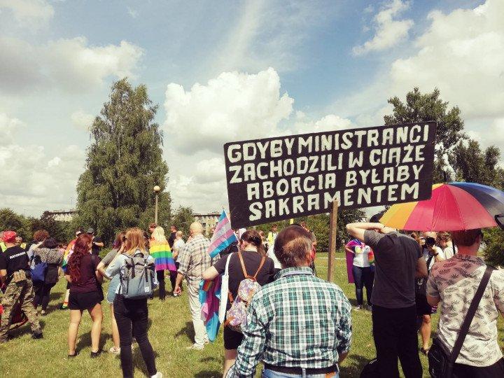 Marsz Równości w Radomsku - zdjęcie: 5/17