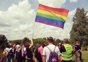 Marsz Równości w Radomsku