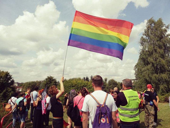 Marsz Równości w Radomsku - zdjęcie: 3/17