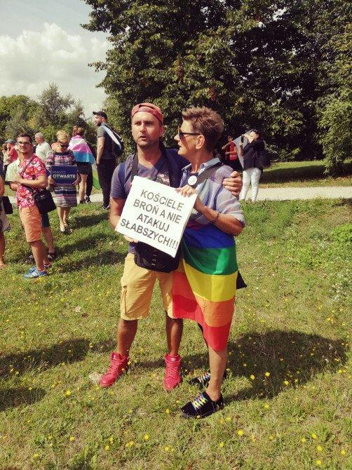 Marsz Równości w Radomsku - zdjęcie: 2/17