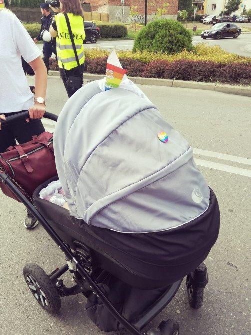 Marsz Równości w Radomsku - zdjęcie: 8/17