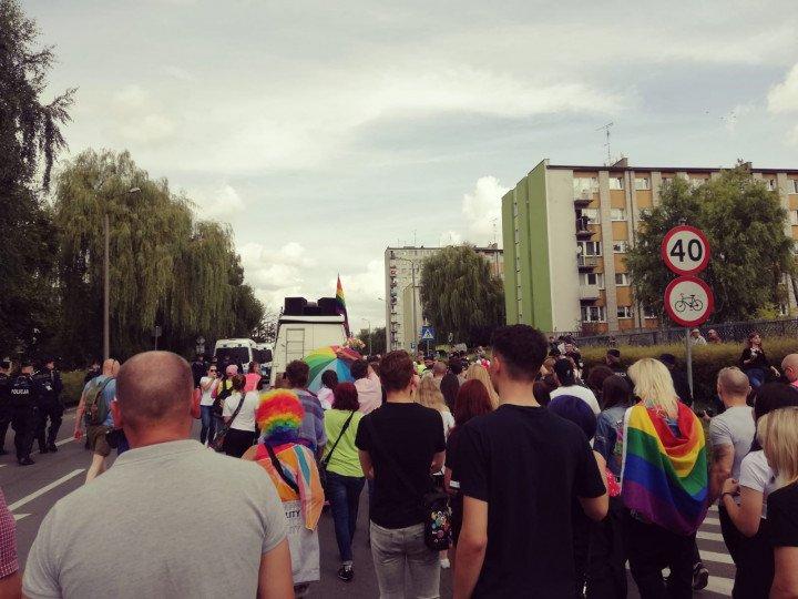 Marsz Równości w Radomsku - zdjęcie: 9/17