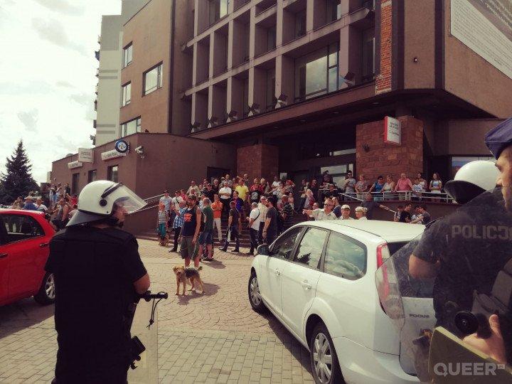 Marsz Równości w Radomsku - zdjęcie: 10/17