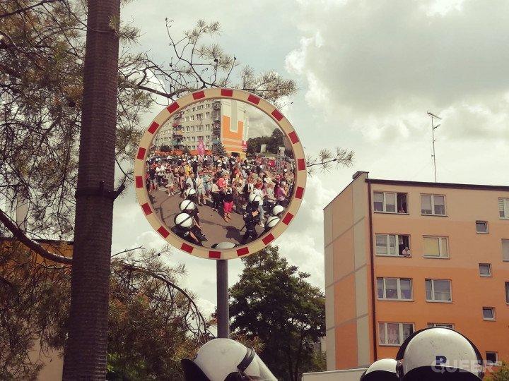 Marsz Równości w Radomsku - zdjęcie: 11/17
