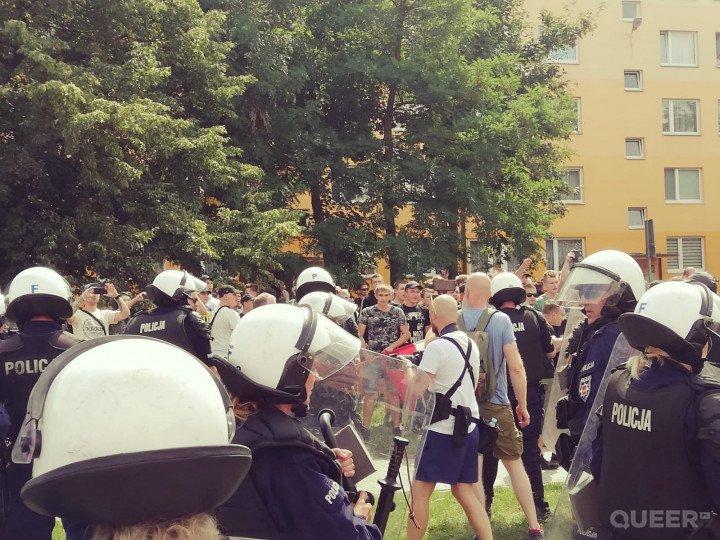 Marsz Równości w Radomsku - zdjęcie: 12/17
