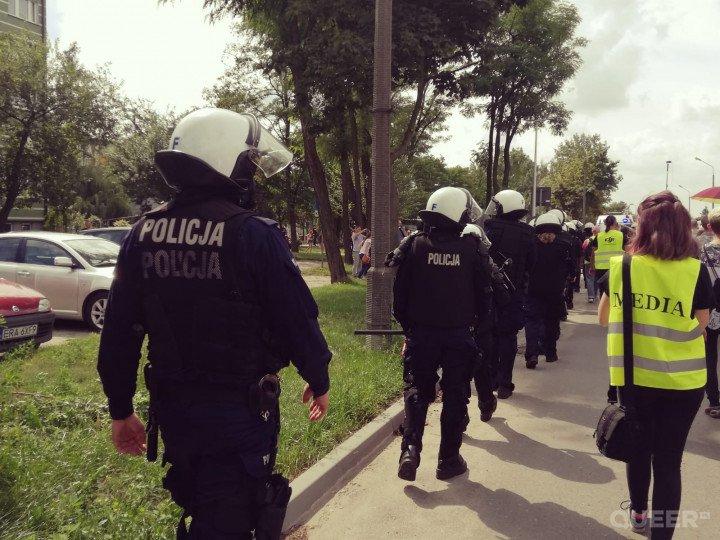 Marsz Równości w Radomsku - zdjęcie: 14/17