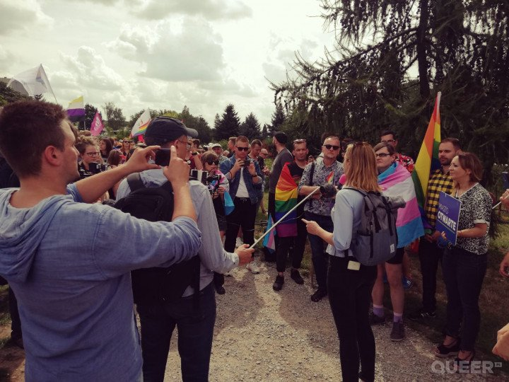 Marsz Równości w Radomsku - zdjęcie: 17/17
