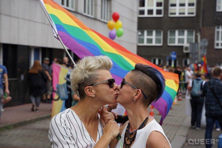 III Marsz Równości w Katowicach - zdjęcie: 22/88