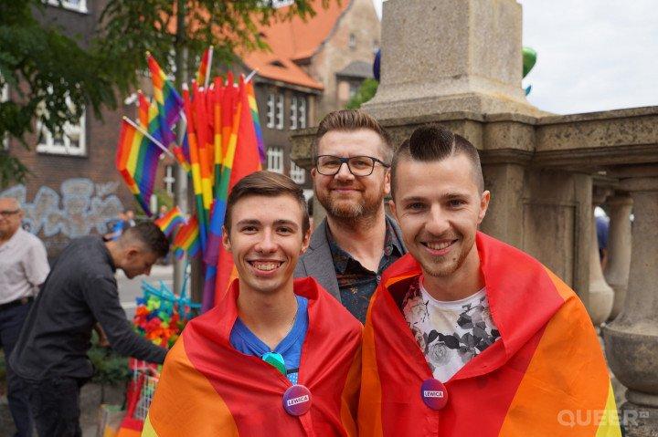 III Marsz Równości w Katowicach - zdjęcie: 28/88