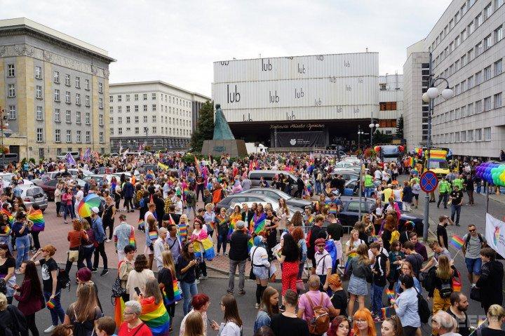 III Marsz Równości w Katowicach - zdjęcie: 3/88