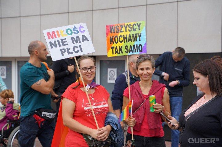 III Marsz Równości w Katowicach - zdjęcie: 5/88