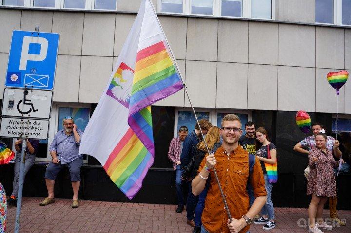 III Marsz Równości w Katowicach - zdjęcie: 9/88