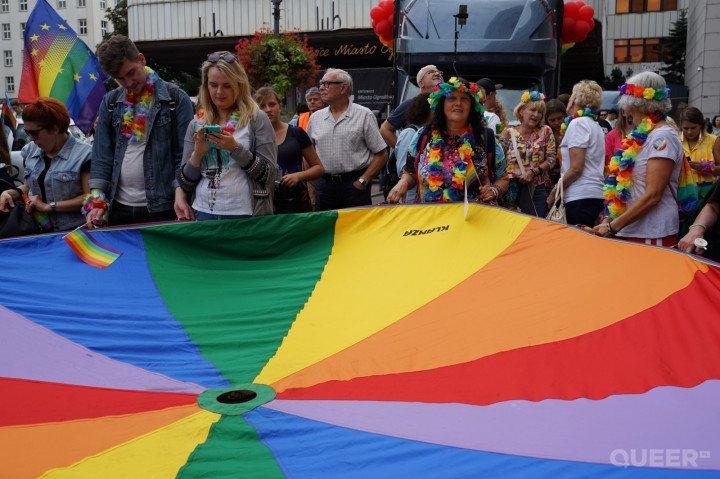 III Marsz Równości w Katowicach - zdjęcie: 10/88