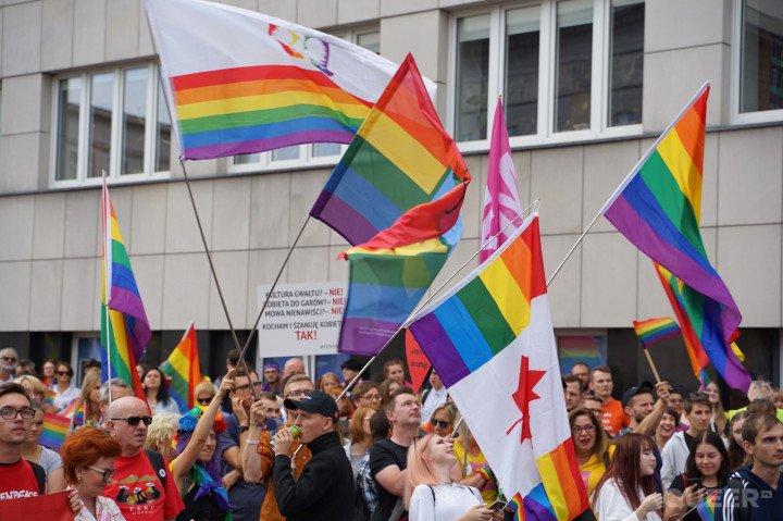 III Marsz Równości w Katowicach - zdjęcie: 2/88