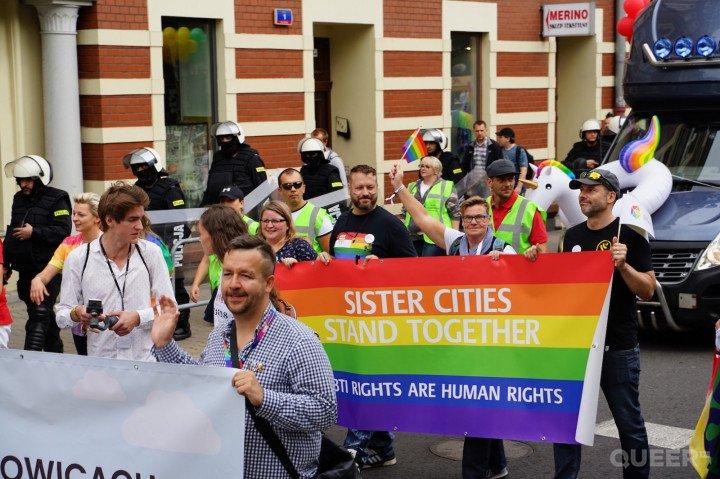 III Marsz Równości w Katowicach - zdjęcie: 21/88