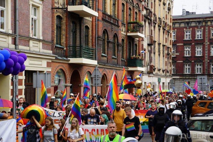 III Marsz Równości w Katowicach - zdjęcie: 23/88