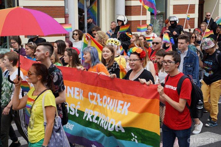 III Marsz Równości w Katowicach - zdjęcie: 24/88