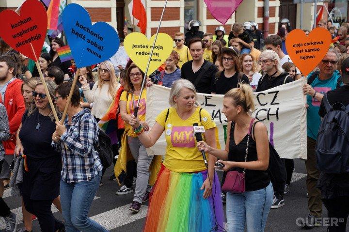 III Marsz Równości w Katowicach - zdjęcie: 25/88