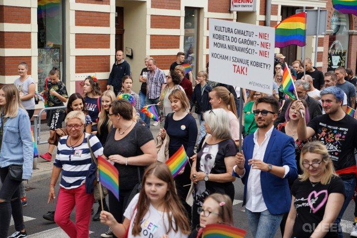 III Marsz Równości w Katowicach - zdjęcie: 26/88