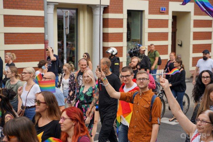 III Marsz Równości w Katowicach - zdjęcie: 27/88