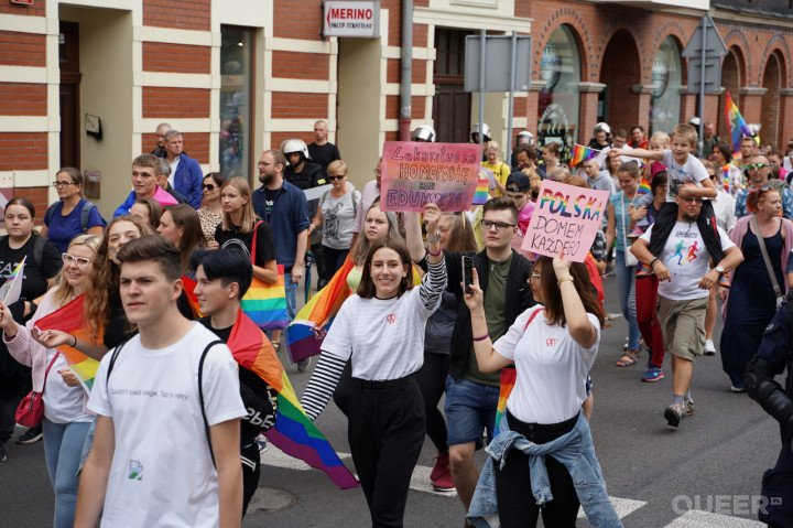 III Marsz Równości w Katowicach - zdjęcie: 29/88
