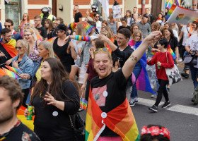 III Marsz Równości w Katowicach