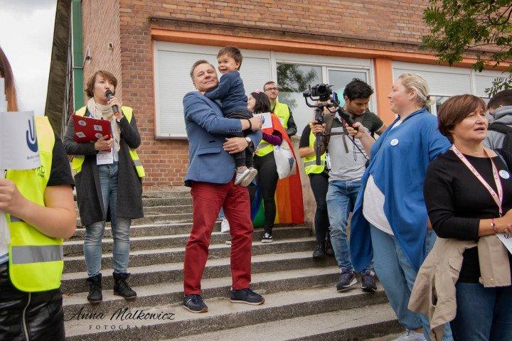II Marsz Tolerancji w Koninie - zdjęcie: 1/9