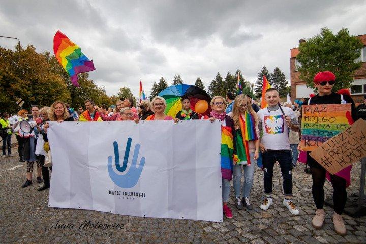 II Marsz Tolerancji w Koninie - zdjęcie: 2/9