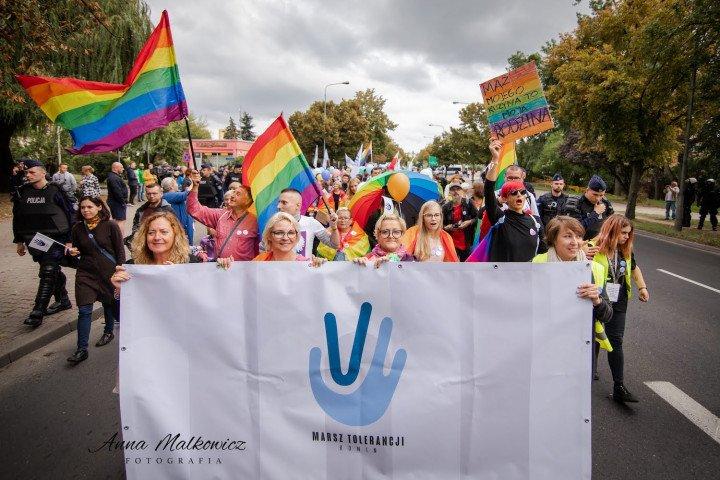 II Marsz Tolerancji w Koninie - zdjęcie: 4/9