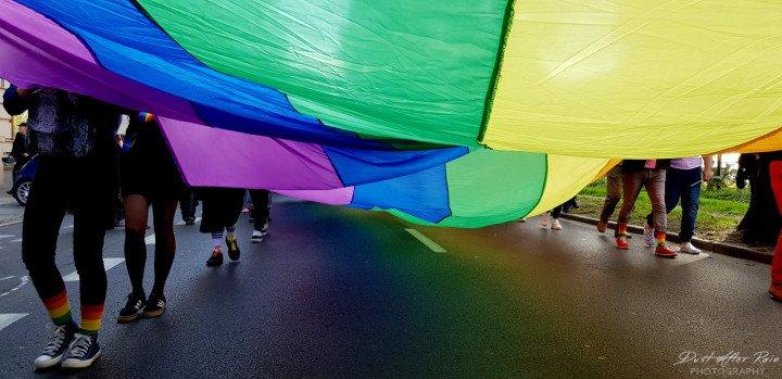 Marsz Równości w Szczecinie - zdjęcie: 2/52