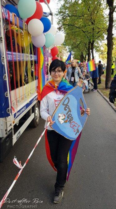 Marsz Równości w Szczecinie - zdjęcie: 3/52