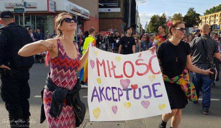 Marsz Równości w Szczecinie - zdjęcie: 5/52