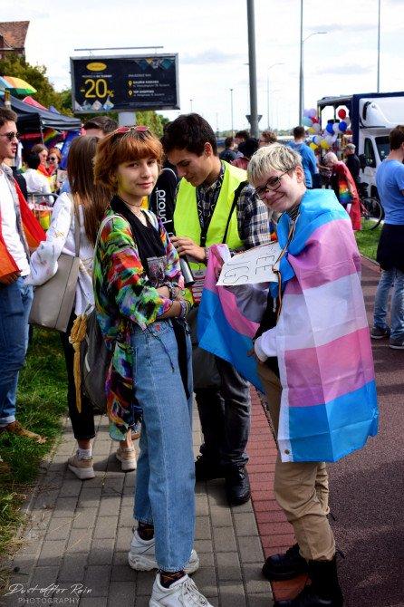 Marsz Równości w Szczecinie - zdjęcie: 10/52