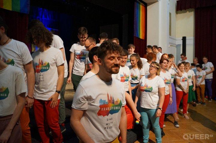 Jubileuszowy koncert Krakofonii - zdjęcie: 40/46